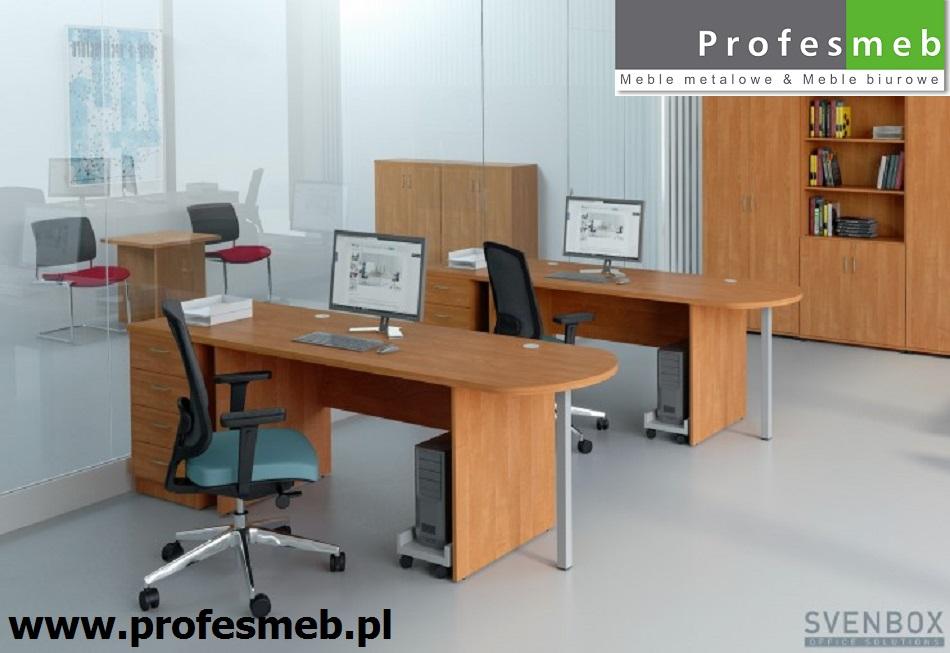 Zaktualizowano Tanie Meble Biurowe Svenbox   Wyposażenie Biur Profesmeb   Poznań QK02