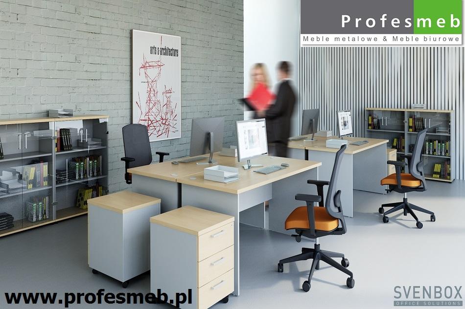W Ultra Tanie Meble Biurowe Svenbox   Wyposażenie Biur Profesmeb   Poznań HR71